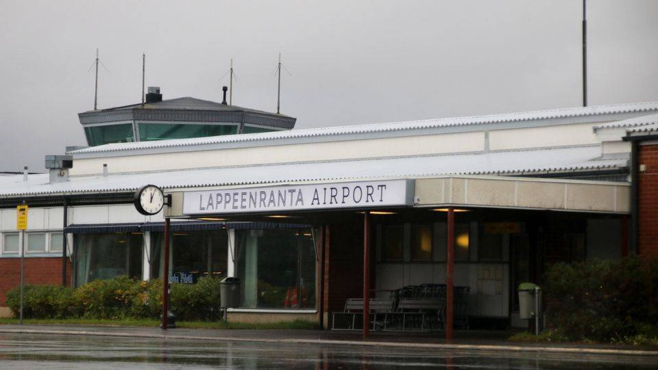 Лаппеэнранта (аэропорт) — википедия. что такое лаппеэнранта (аэропорт)