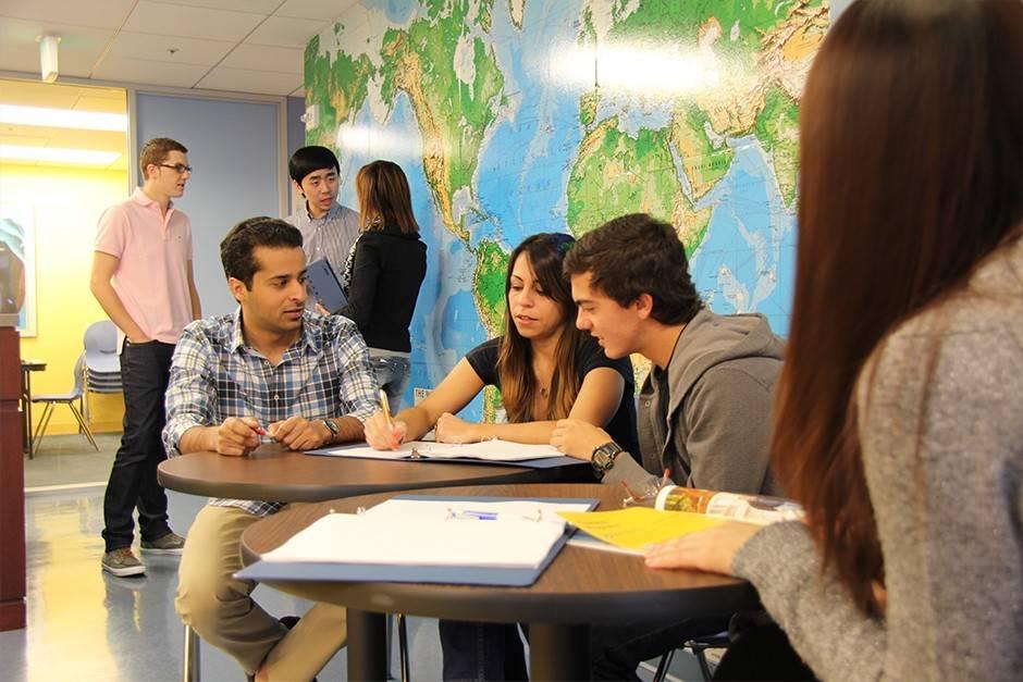 Международные программы обмена в сша