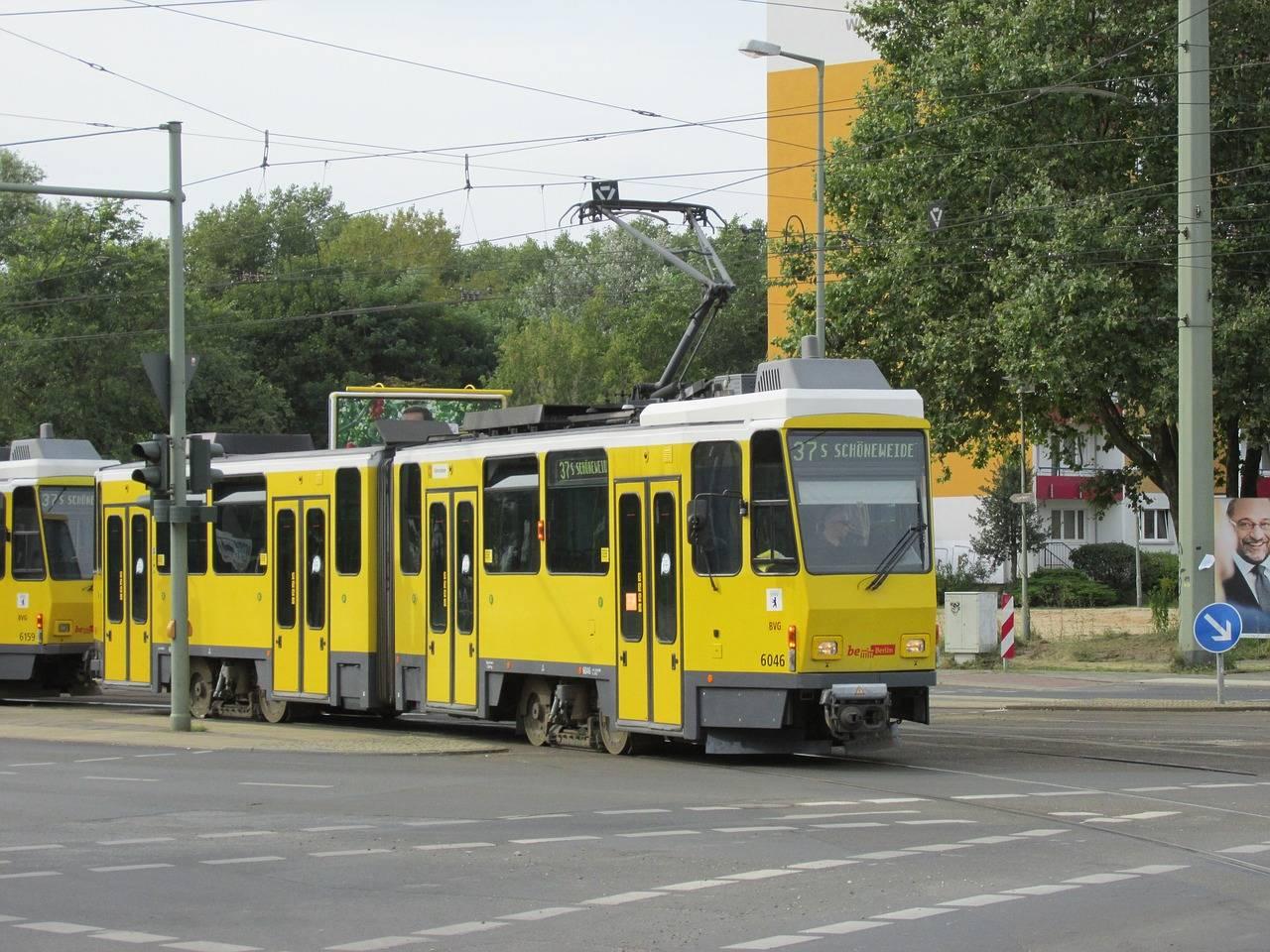 Транспорт берлина