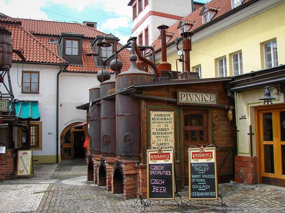 Где поесть в праге вкусно и недорого ℹ️ лучшие пивные рестораны в центре праги, цены и меню в чешских кафе, национальные блюда чехии