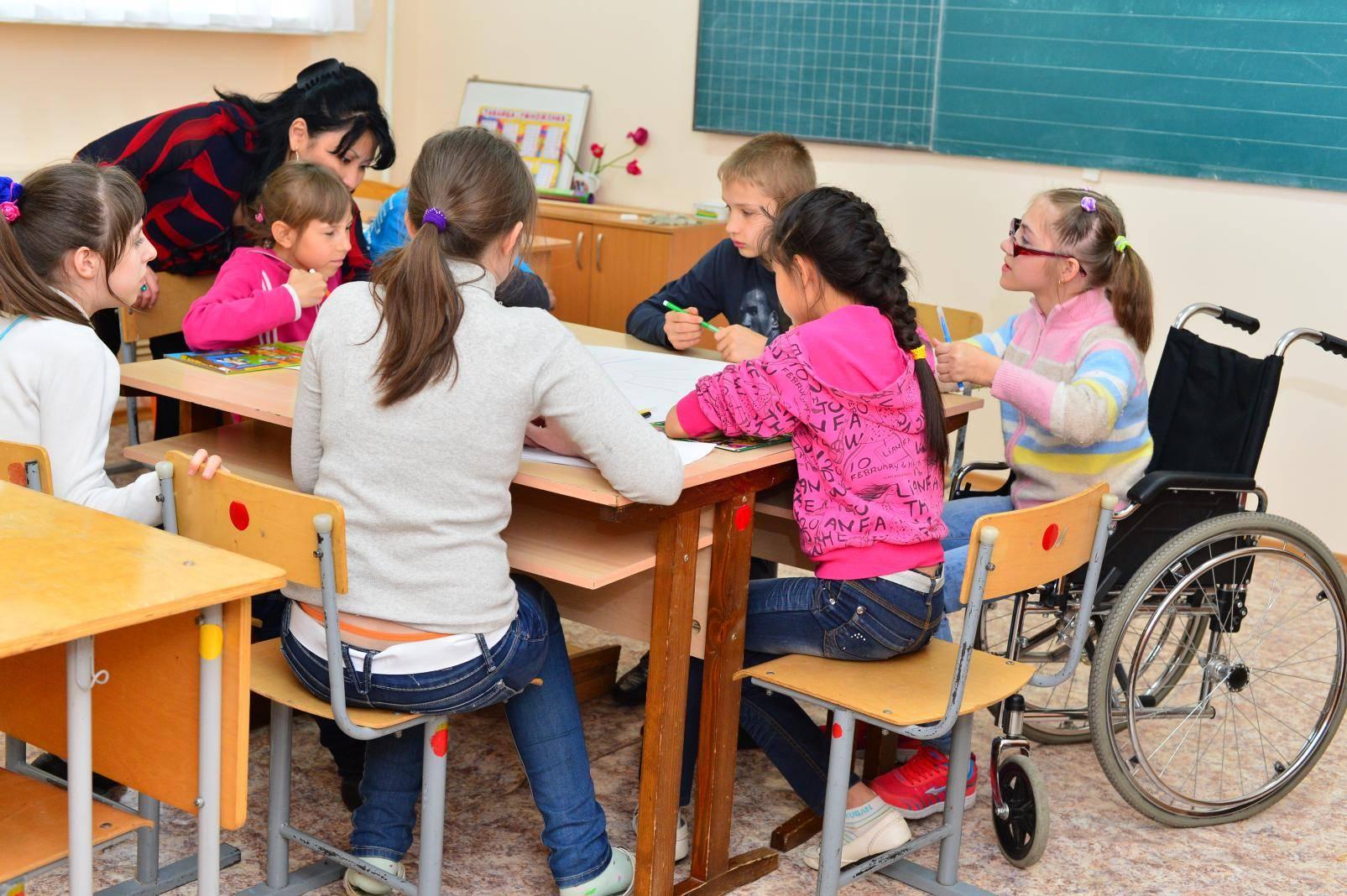 Инклюзивное образование в германии