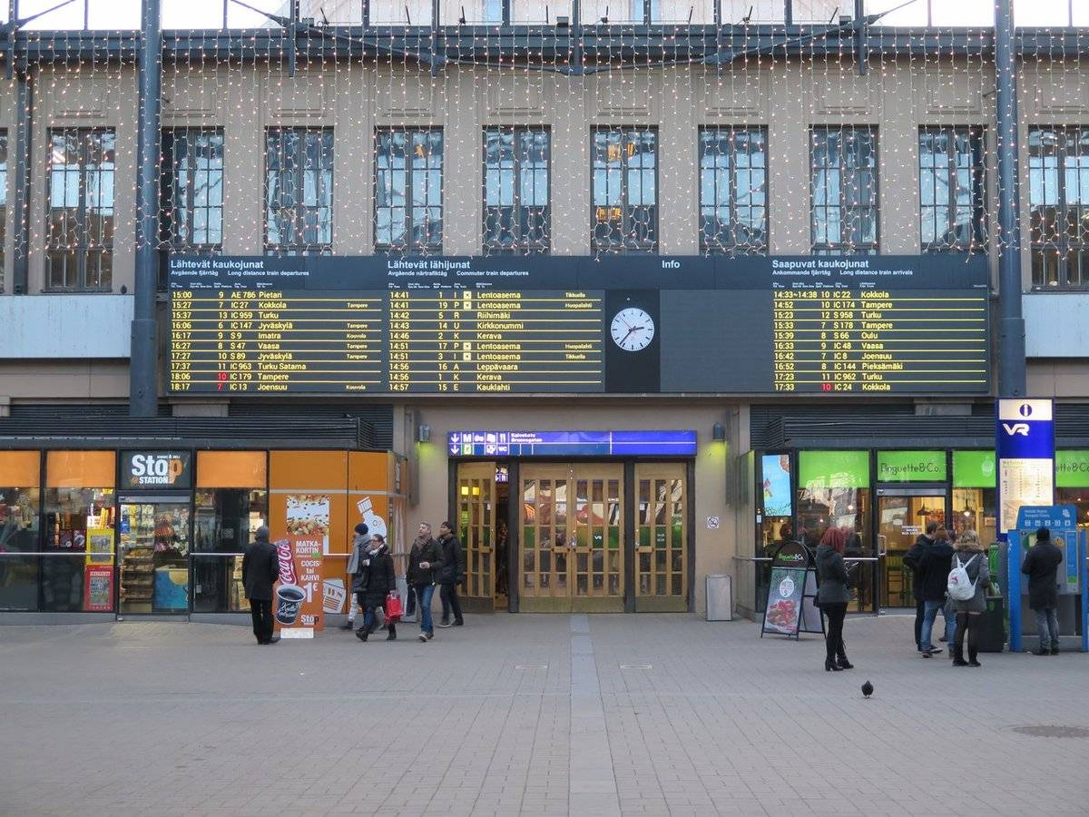 Средняя заработная плата в финляндии