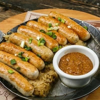 Немецкие колбаски — главные сорта