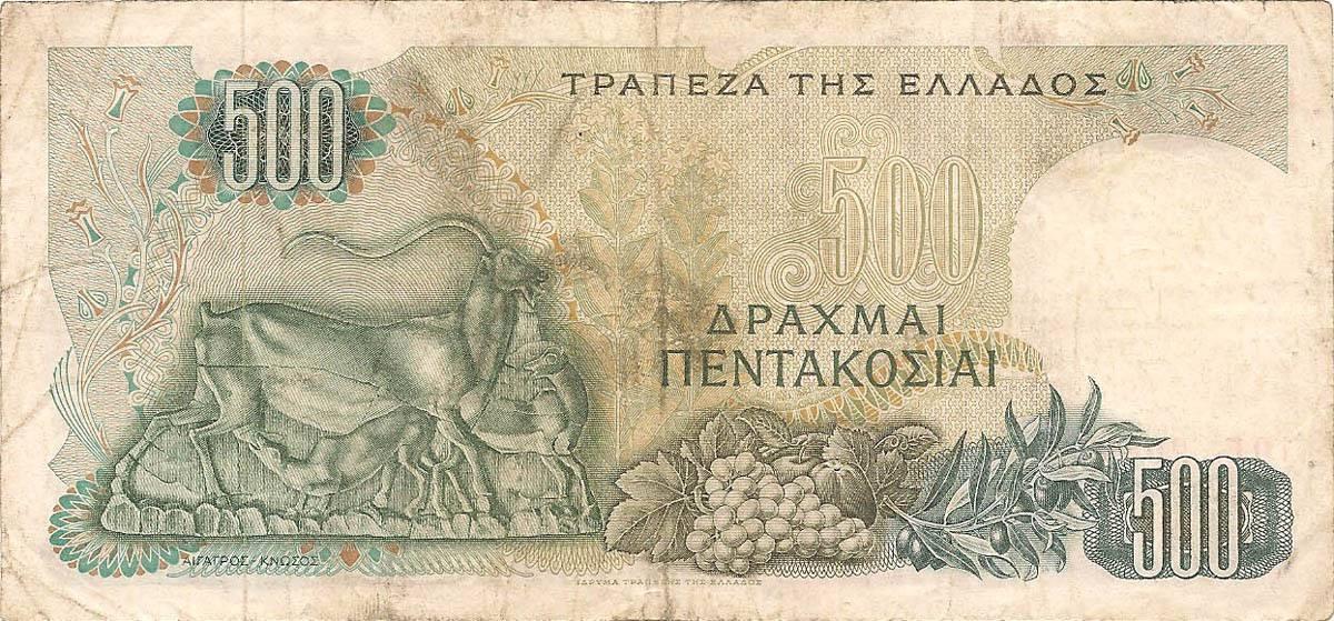Валюта греции: монеты и купюры
