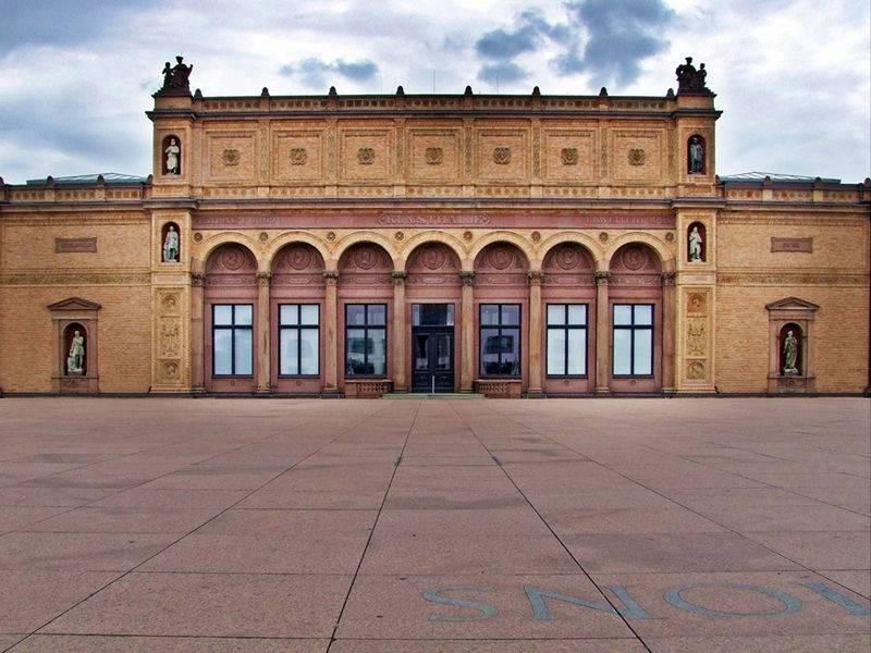 Гамбургский кунстхалле — википедия