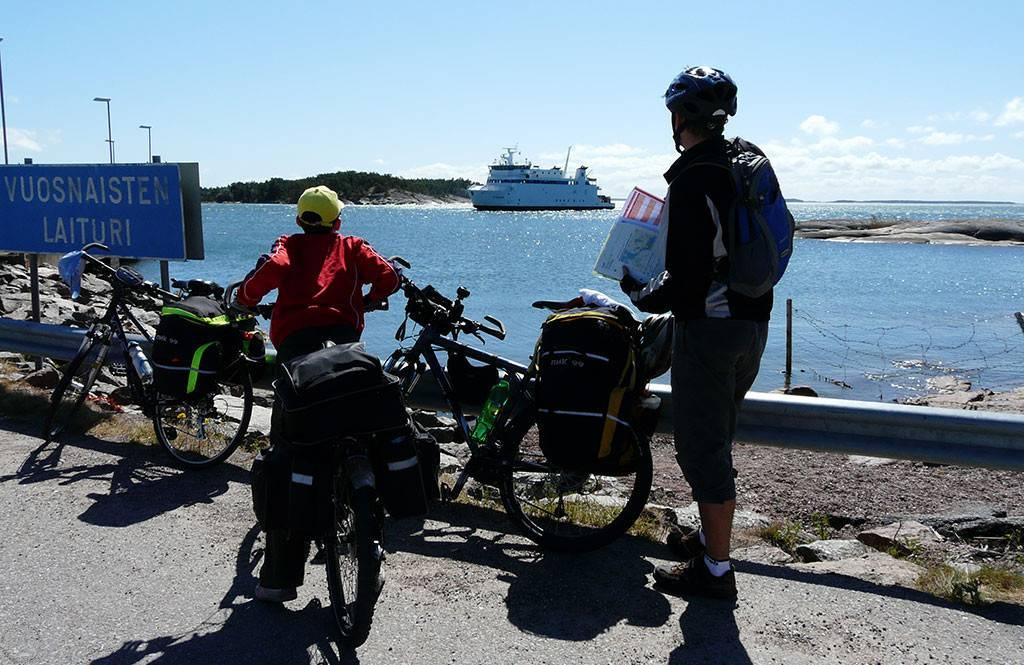 Лучшие места финляндии для путешествия на велосипеде
