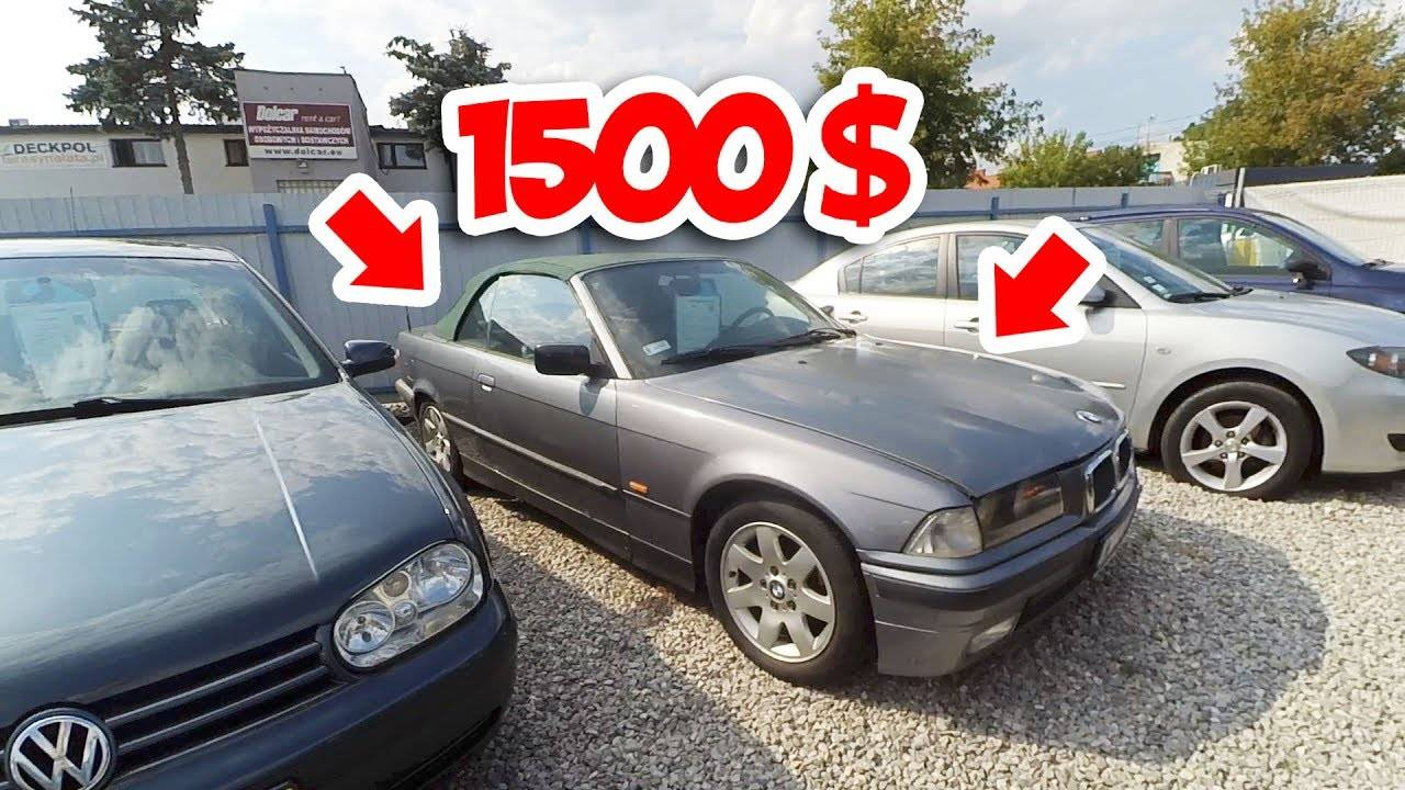 Авто из польши - как купить и проверить машину перед покупкой