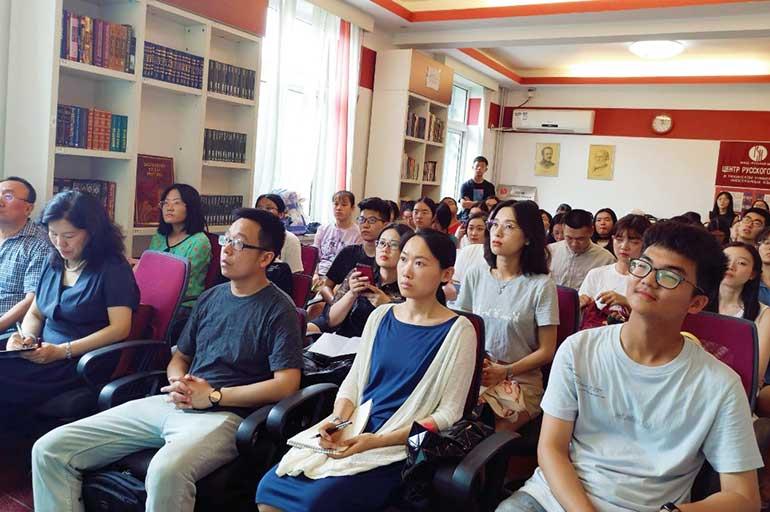 Шанхайский университет международного бизнеса и экономики
