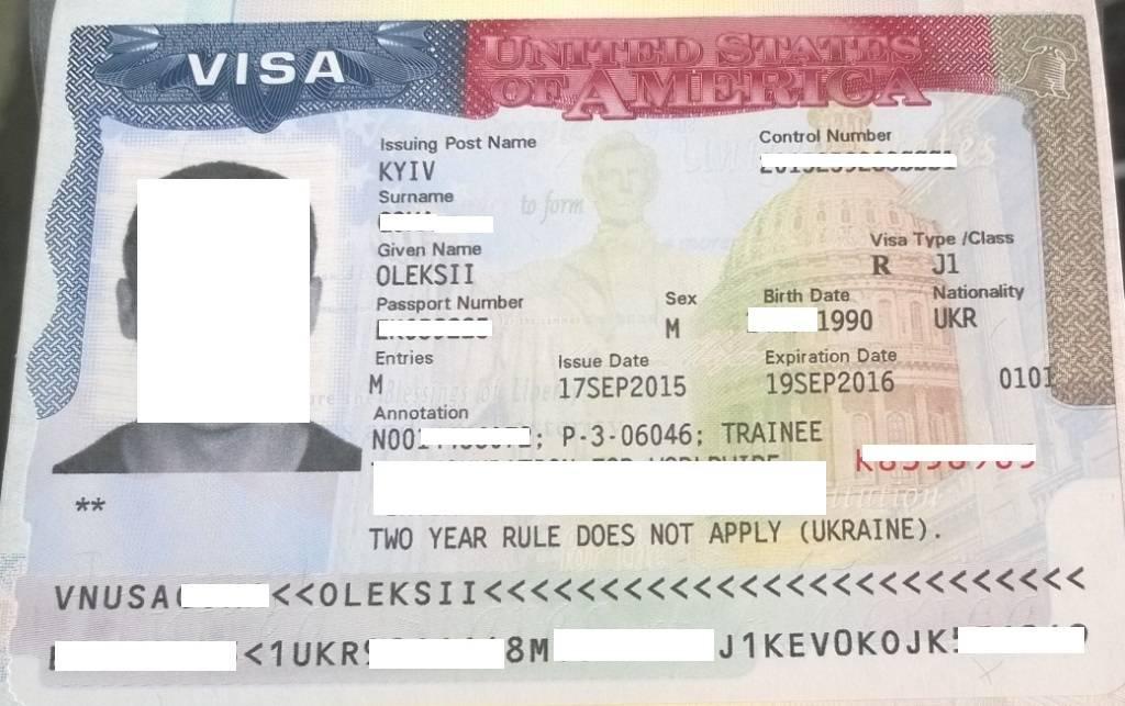 Учебная виза в сша: особенности получения и возможности использования