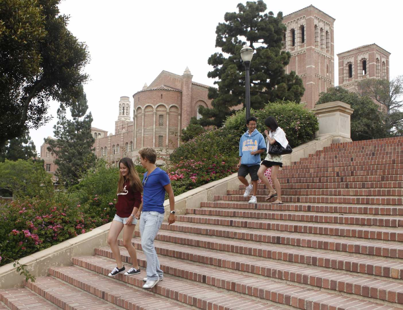Университеты калифорнии | вузы лос-анджелеса с ef