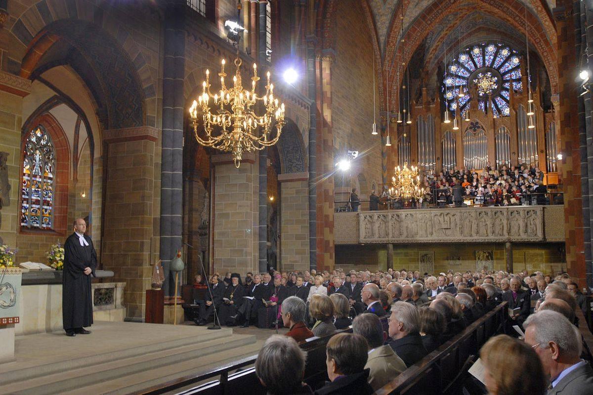 Религиозные особенности жизни в германии