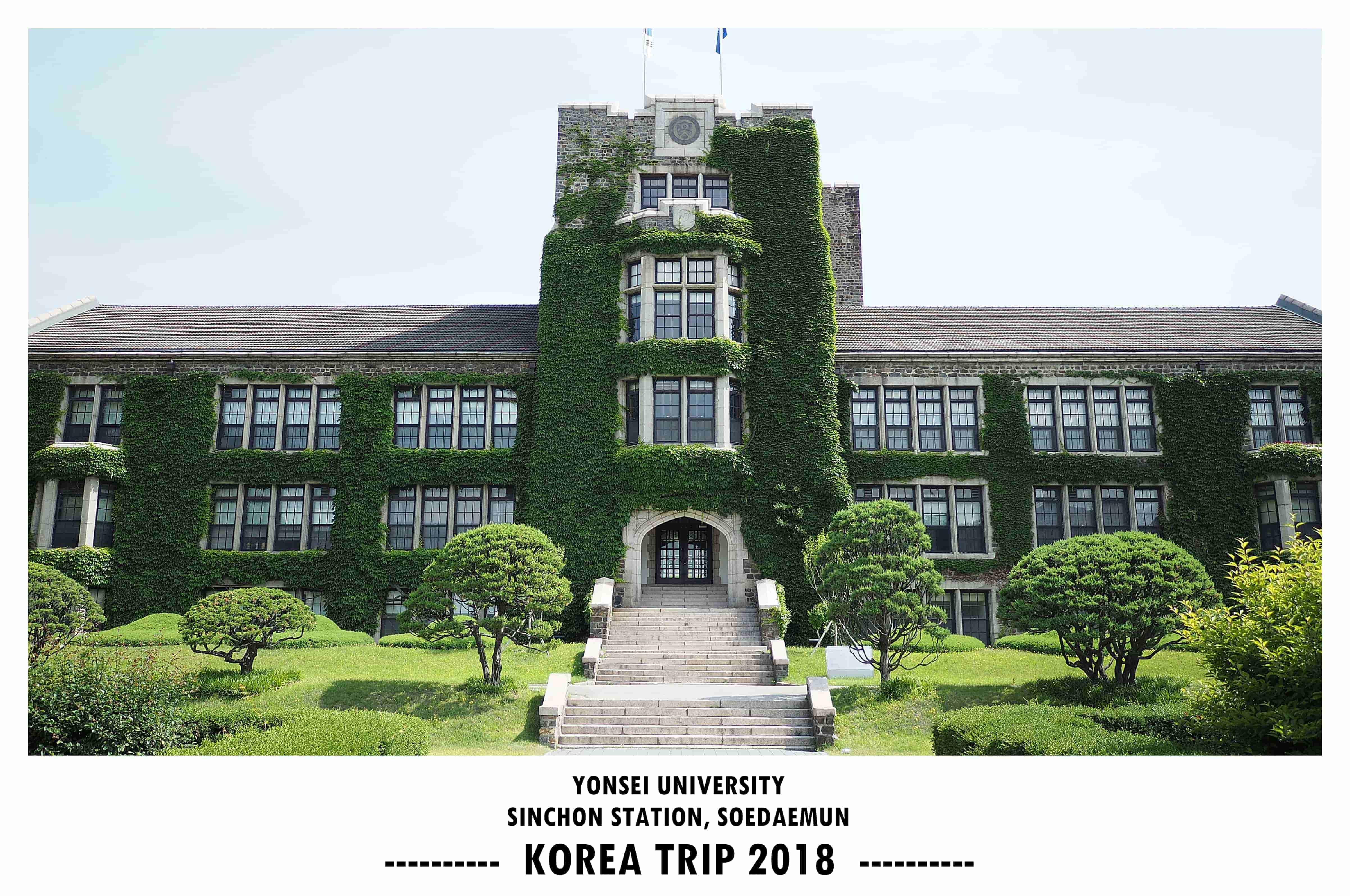 Корё университет (korea university)