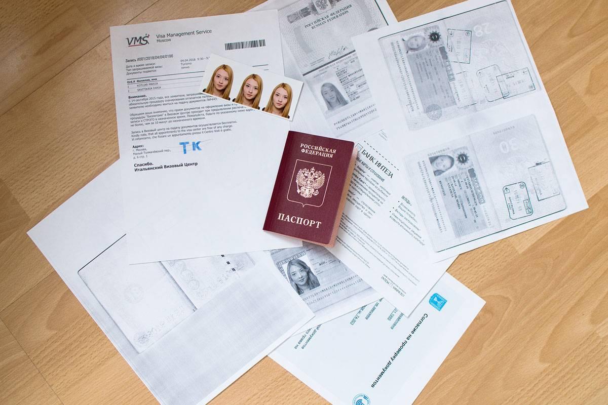 Виза в польшу - документы, сроки оформления