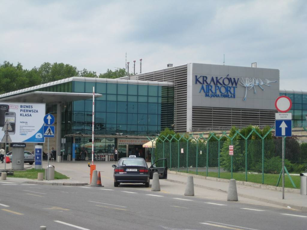 Аэропорт краков (john paul ii balice international), заказ авиабилетов