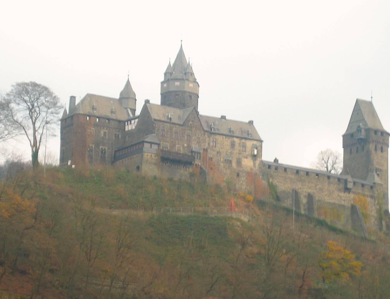 Мистические места в германии