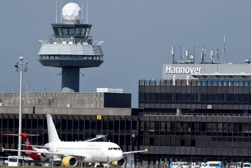 Ганновер аэропорт