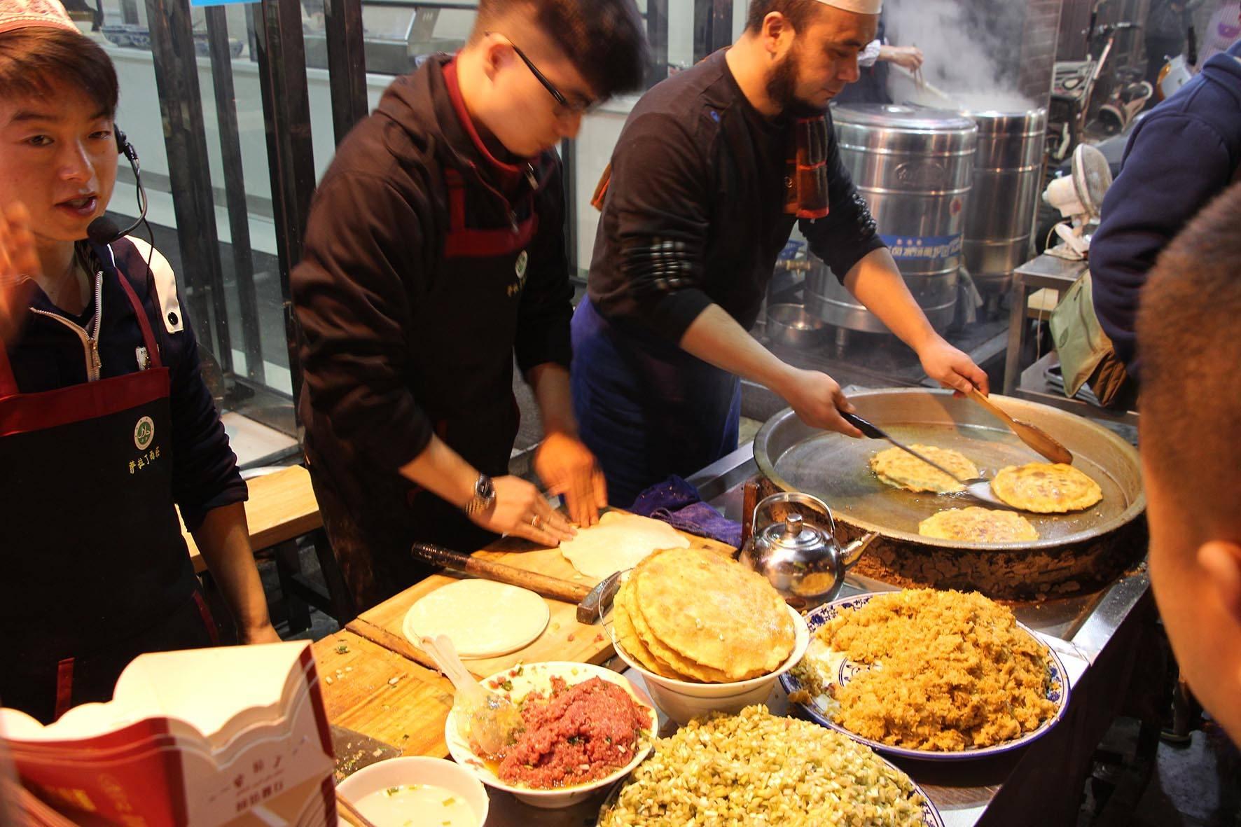 Цены в гуйлине в китае на еду в кафе и ресторанах