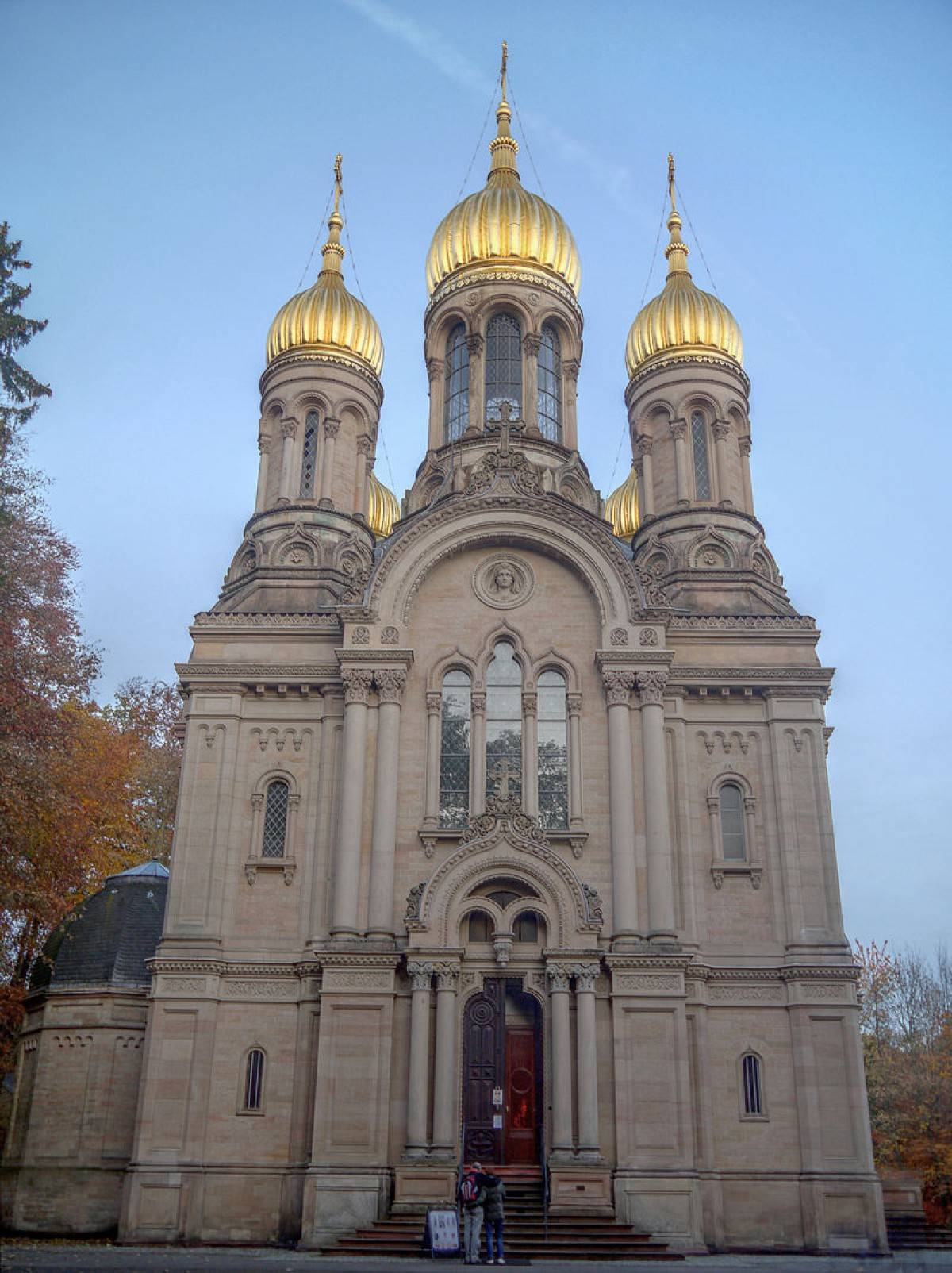 Церковь святой елизаветы (висбаден) — википедия