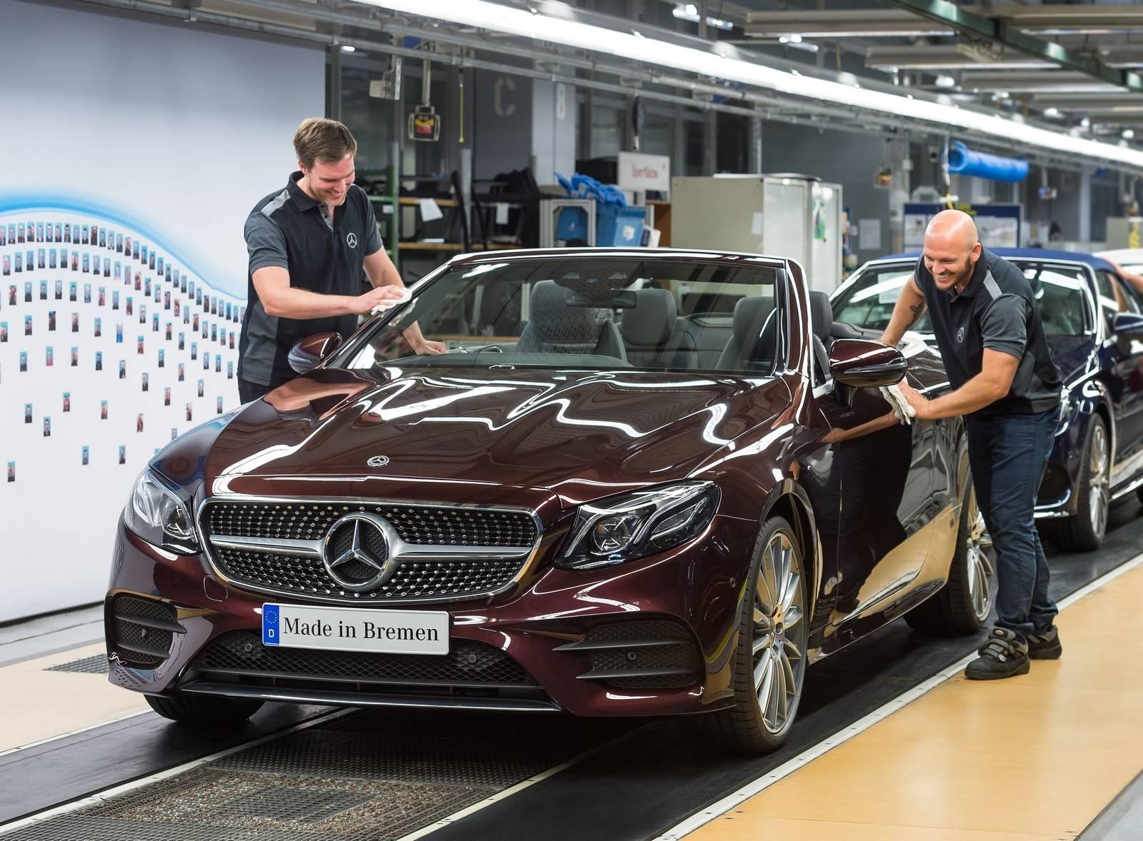 Где купить автомобиль мерседес с пробегом из германии?