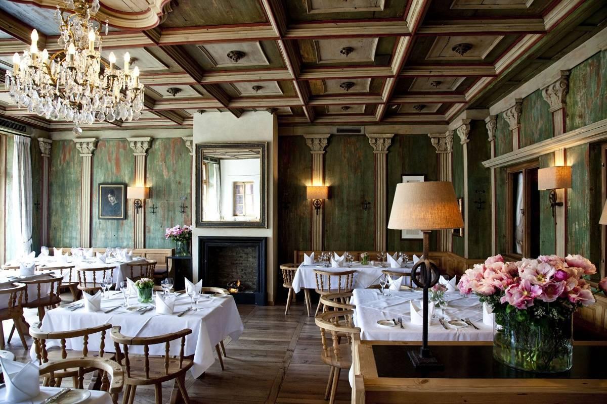 Кафе и рестораны мюнхена, германия