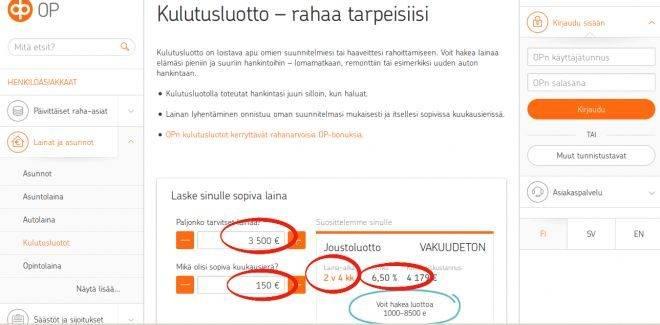 Кредиты для граждан РФ в Финляндии
