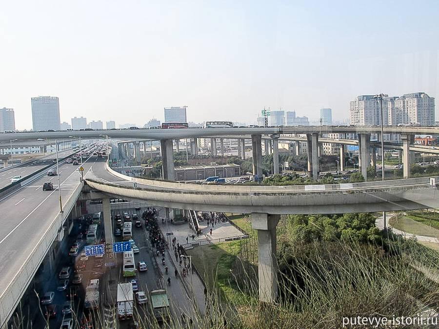 Движение в китае дорожное и его особенности