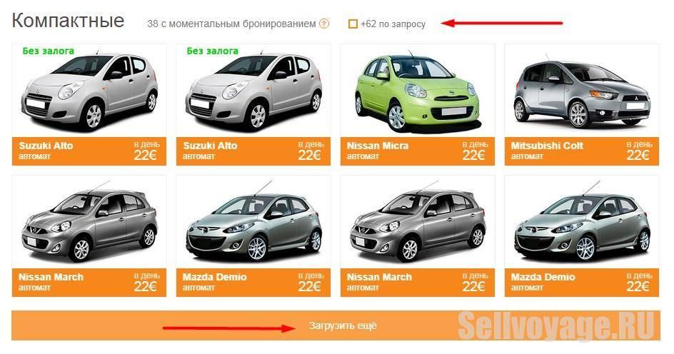 Как арендовать авто в Италии