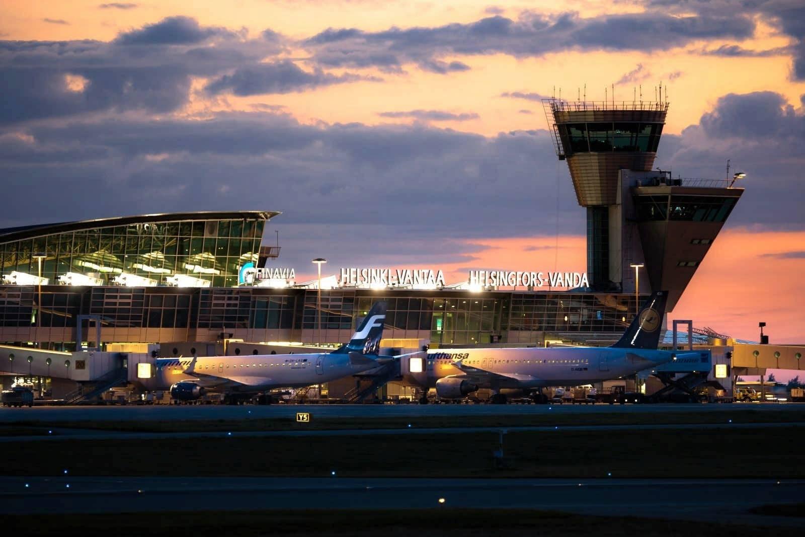 Аэропорт вантаа хельсинки — сайт на русском языке