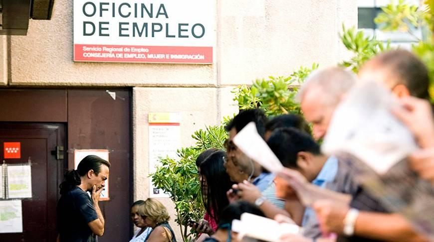 Безработица в испании — википедия