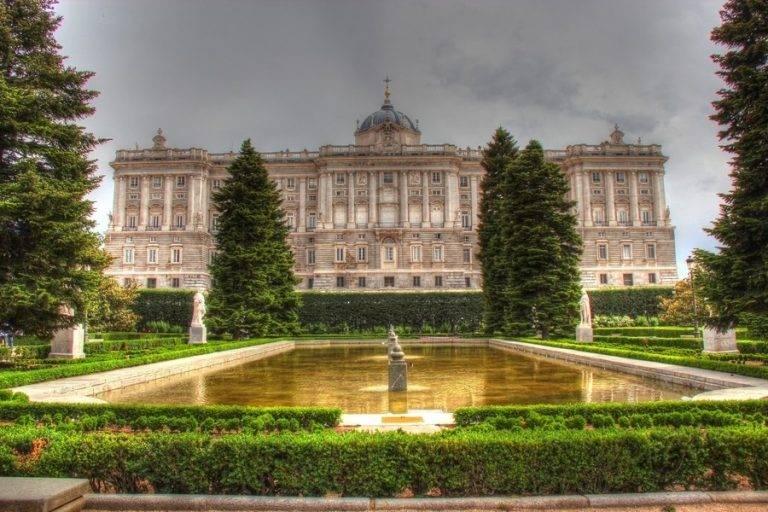 Королевский дворец, аранхуэс: история, экспозиция, цены 2021, отели рядом, фото, видео, как добраться — туристер.ру