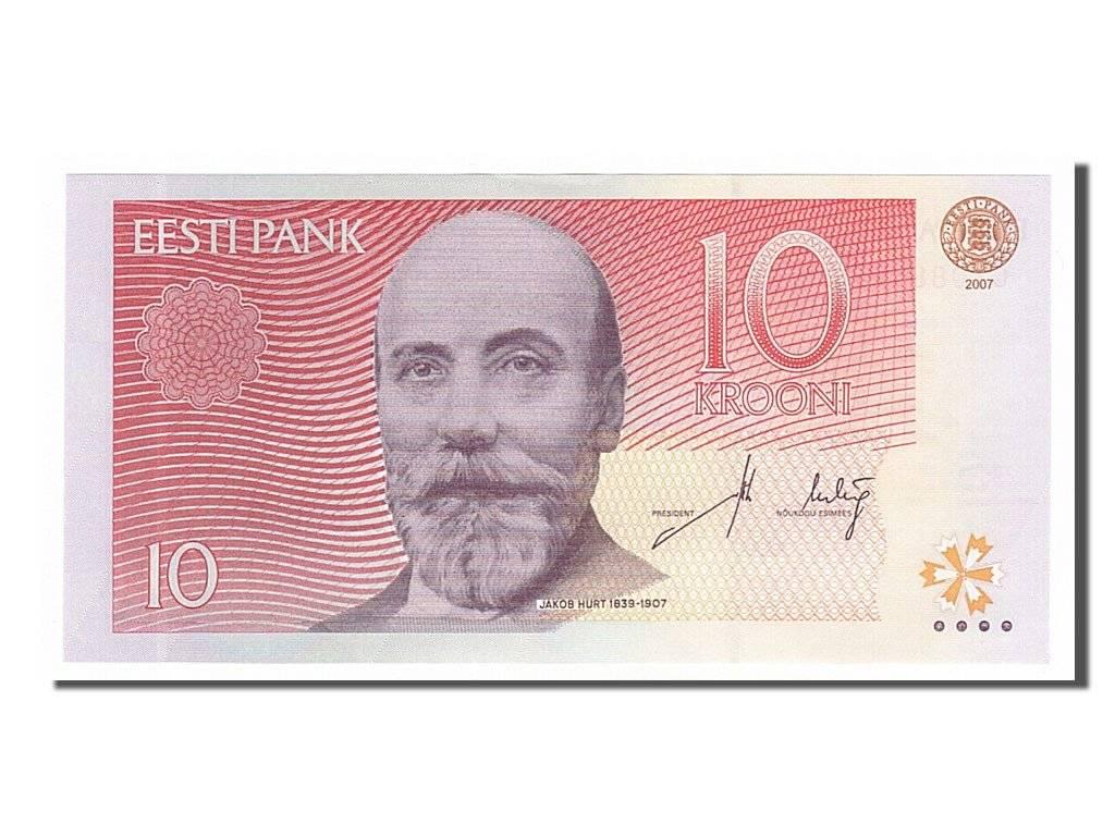 Валюта эстонии — история и сегодняшний день