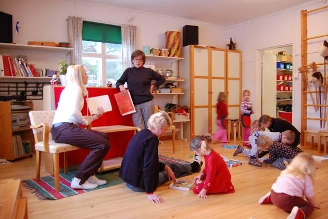 Финская система образования