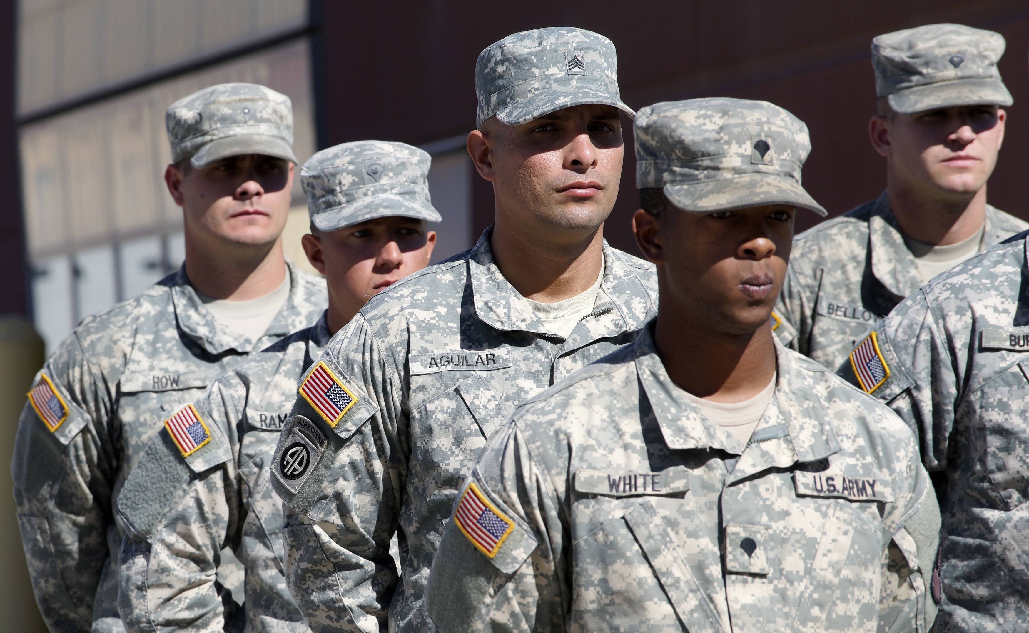 Армия сша: служба в американской армии