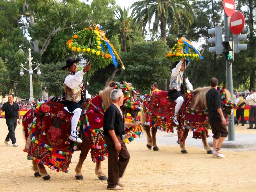 Испания: традиции и обычаи