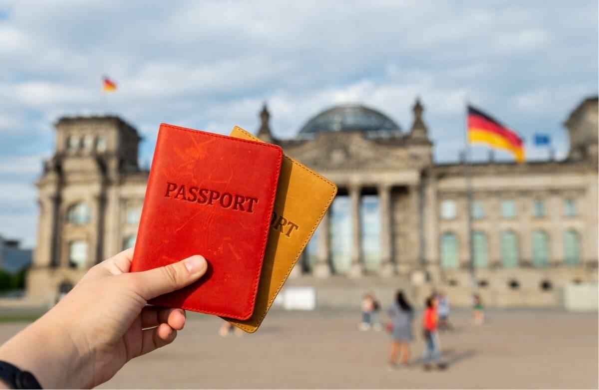 Сколько мигрантов в германии на 2021, 2020 год по странам