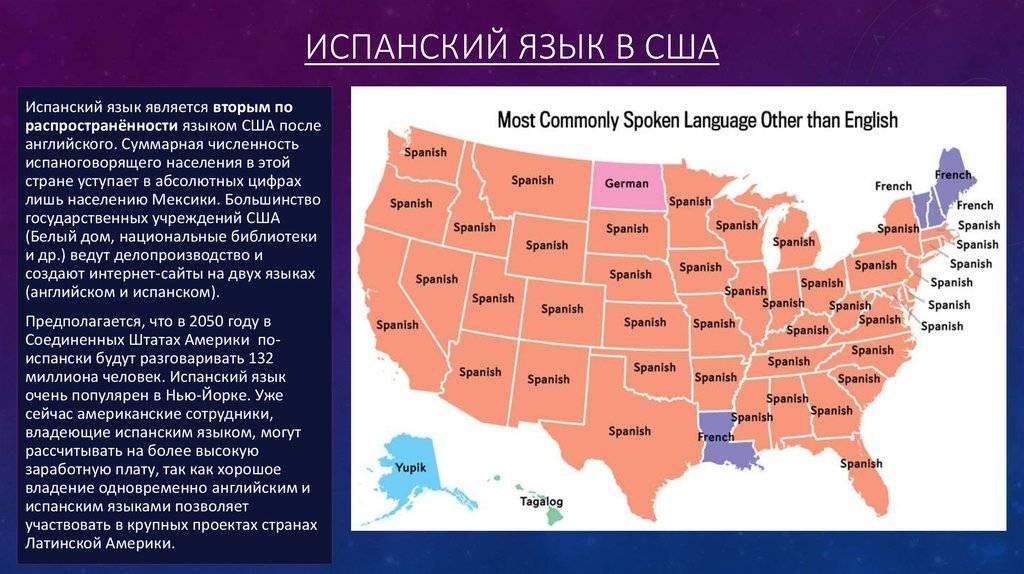 На каких языках говорит население мексики в 2019 году