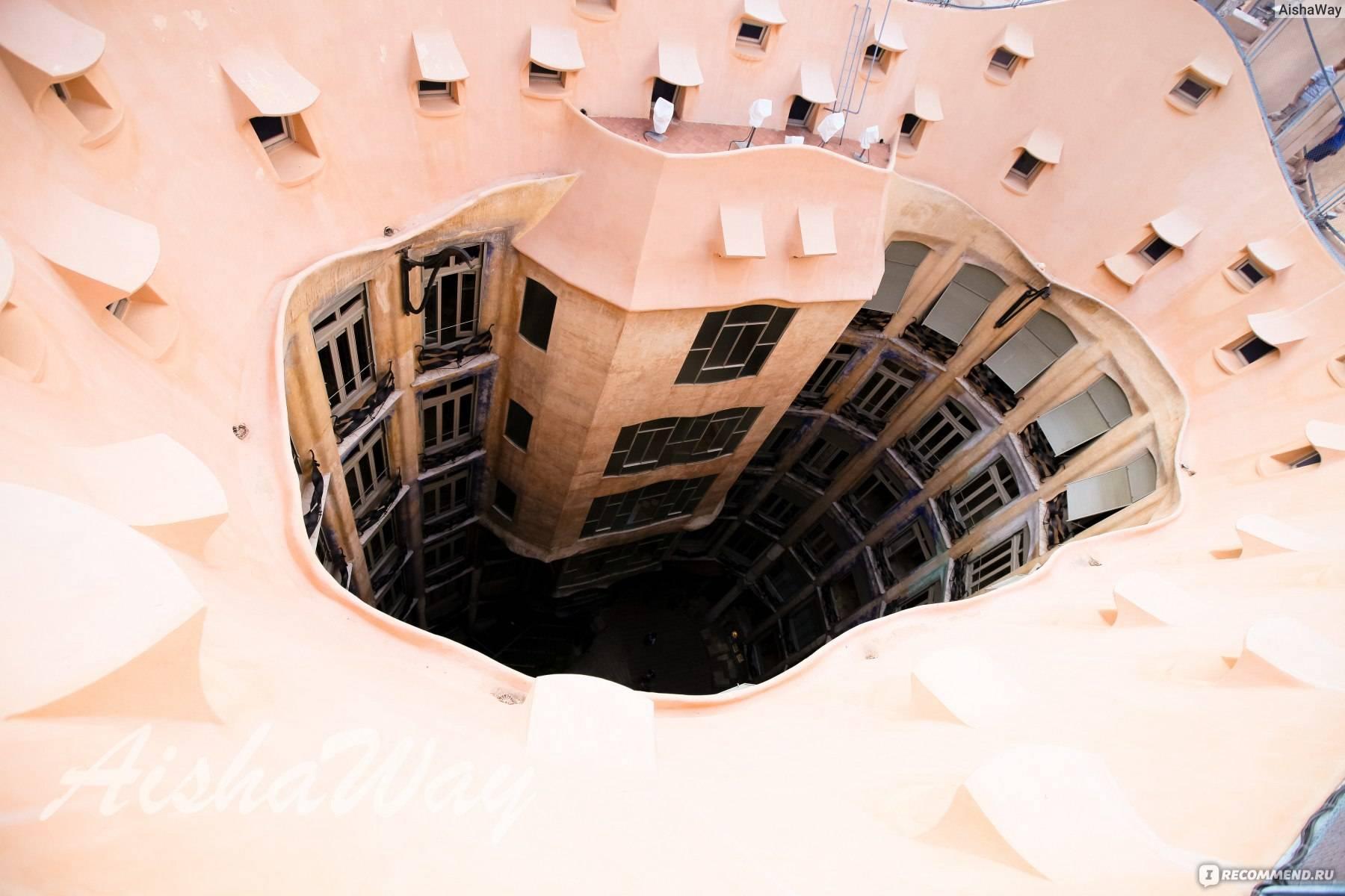 Барселона – колыбель архитектурного гения антонио гауди