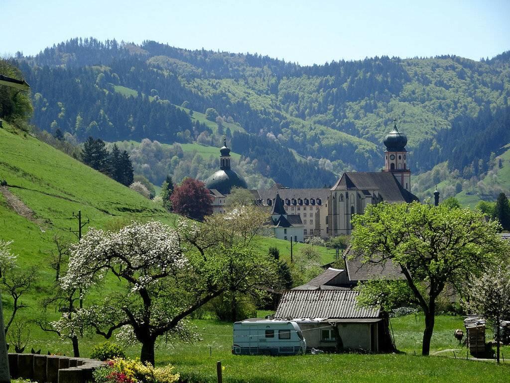 Шварцвальд - дорога в немецкую сказку - новости европы