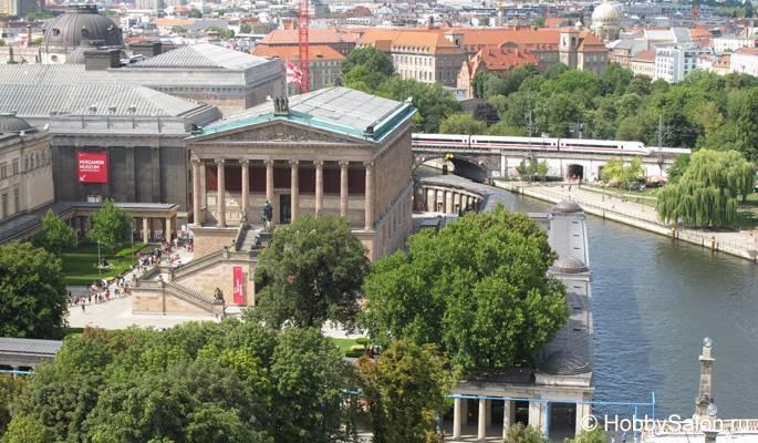 Достопримечательности и особенности культуры берлина