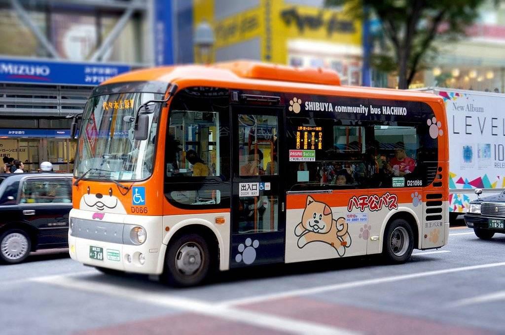 Wikizero - транспорт в японии