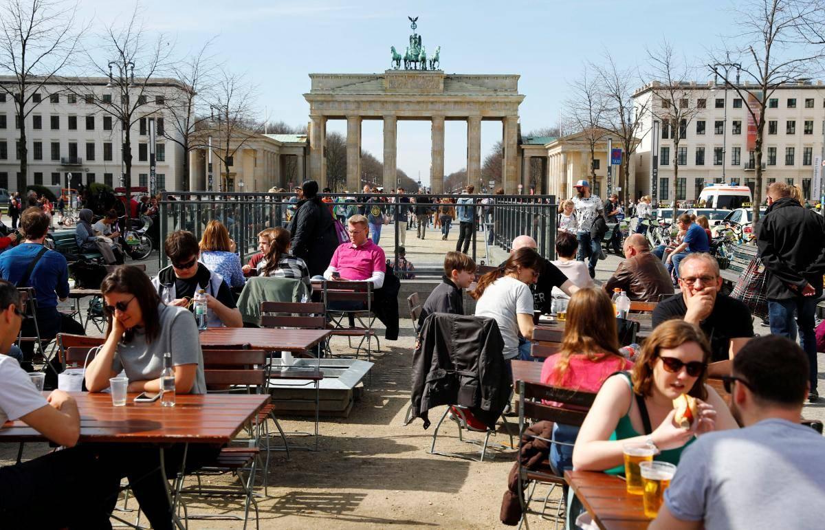 Достопримечательности берлина: фото и описание
