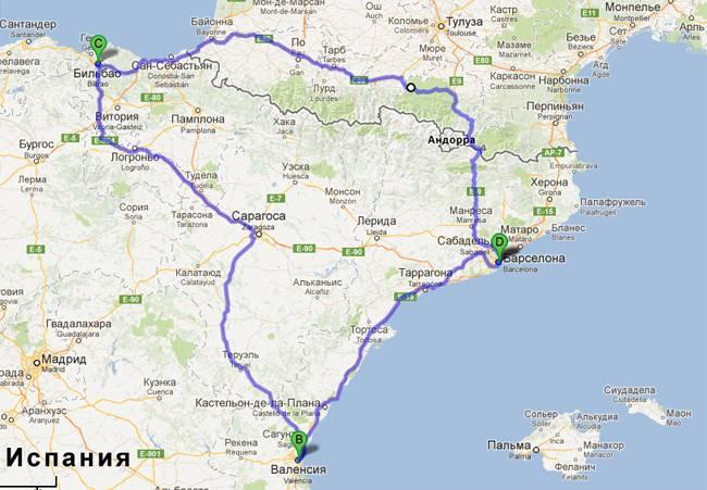 Высокоскоростной поезд из мадрида в валенсию: описание поезда ave в испании