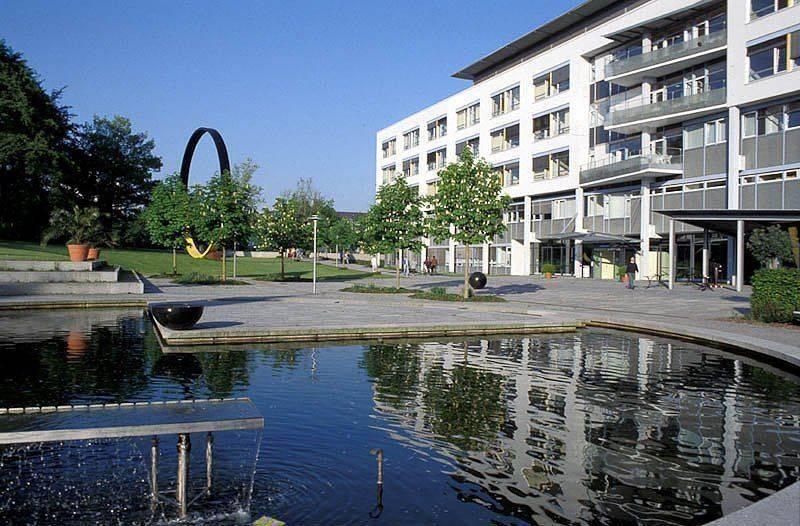 Университетская клиника фрайбурга — википедия. что такое университетская клиника фрайбурга