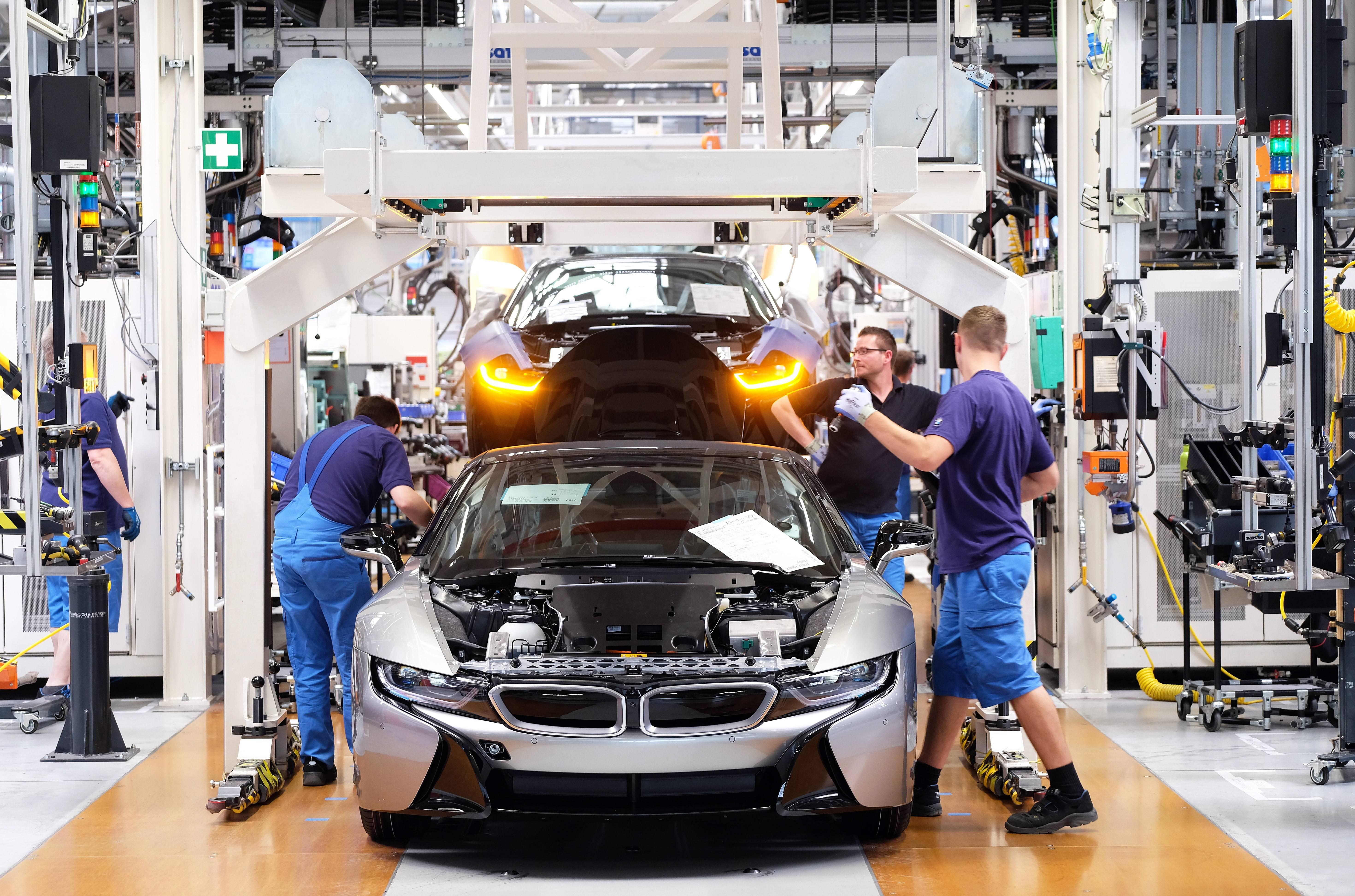 Десять немецких автомобилей, которые производятся не в германии