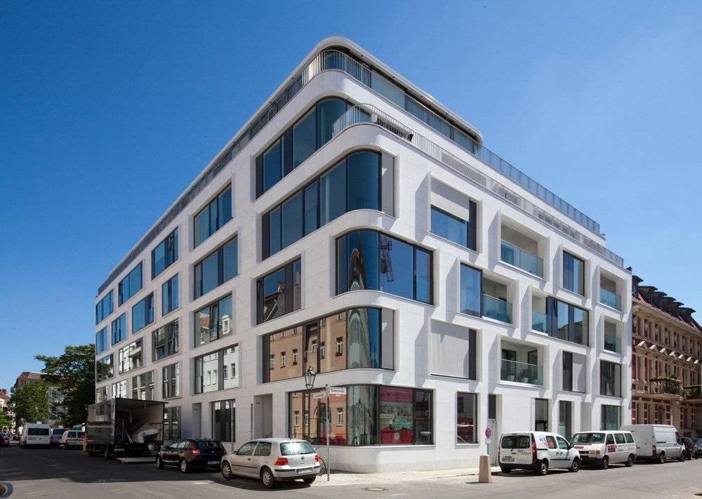 Обзор рынка коммерческой недвижимости германии