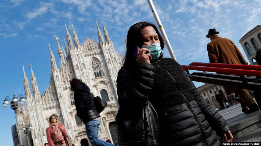 Коронавирус в италии на сегодня, онлайн-карта, последние новости от 23 февраля 2021