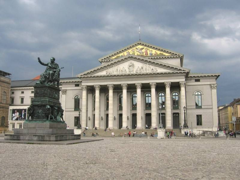 Национальный театр в мюнхене: знаменитые постановки и дирижеры