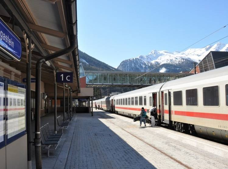 Как добраться из вены в зальцбург на поезде, автобусе, машине - austriatogo