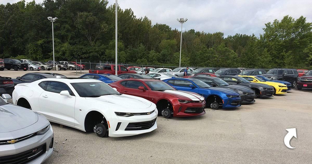 Прокат автомобилей в америке