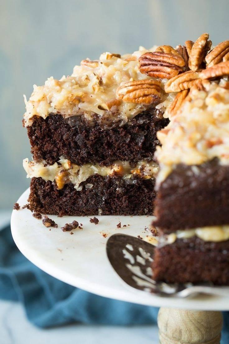 Самые популярные торты: 10 известных рецептов